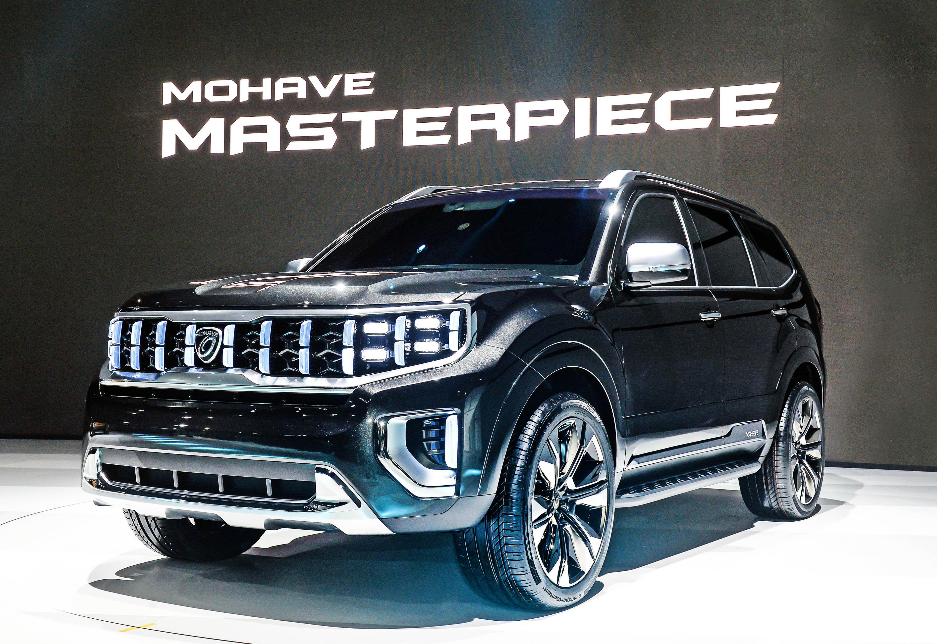 """سيارة موهيف الجديدة من """"كيا"""" تلبي احتياجات الجميع"""