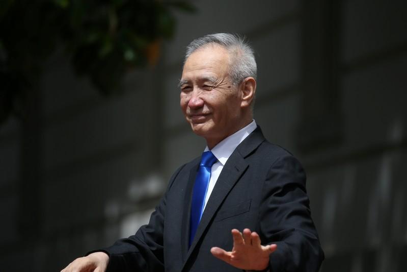 وفد صينى يتوجه إلى واشنطن لبدء جولة جديدة من المشاورات التجارية