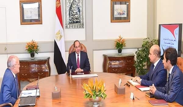 الرئيس السيسي يوجه بمواصلة الجهود لتوطين صناعة النقل بمصر بالتعاون مع كبرى الشركات العالمية