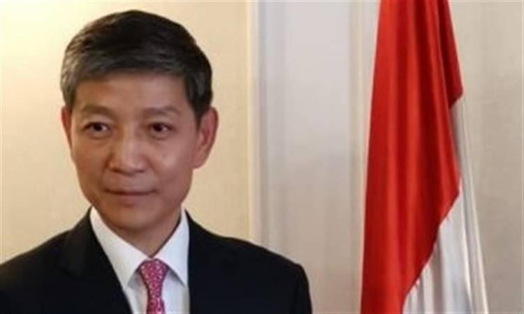 سفير الصين بالقاهرة يعرب عن تقديره لتهنئة السيسي بمناسبة العيد القومي