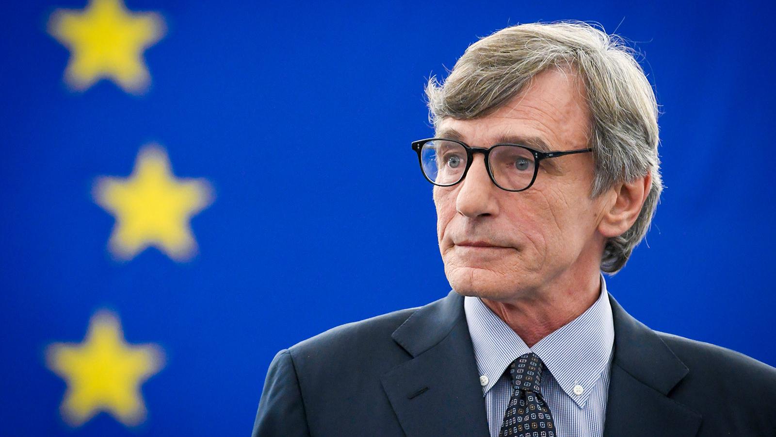 رئيس البرلمان الأوروبي محبط بعد زيارته لندن