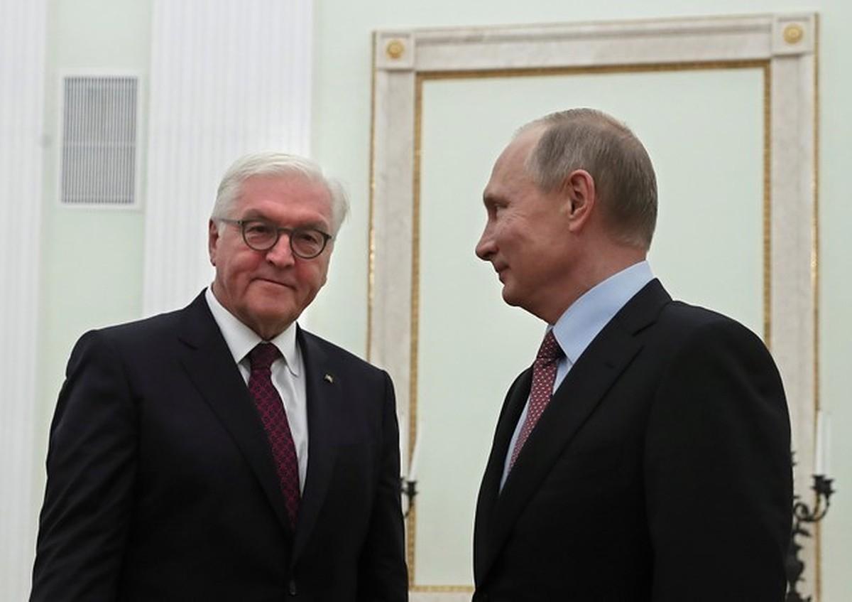 بوتين: التطوير البناء للتعاون الروسي – الألماني يلبي المصالح الأساسية لشعبي البلدين