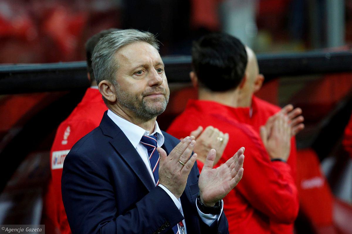 مدرب بولندا : فخور بالفريق ومباراة مقدونيا كانت صعبة