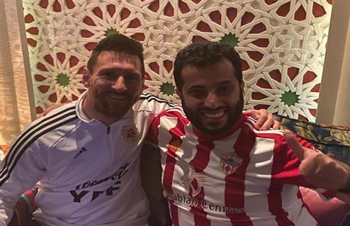 فيديو| تركي آل الشيخ يستقبل ميسي قبل ودية الأرجنتين والبرازيل في الرياض