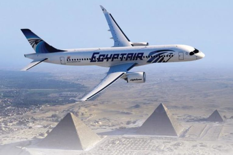 أسطول مصر للطيران