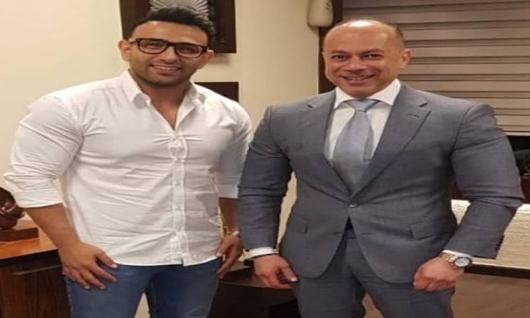 إبراهيم فايق ينضم لمجموعة القنوات الرياضية بـ المتحدة للخدمات الإعلامية