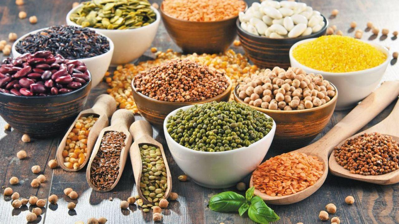 النظام الغذائي الغني بالبقوليات يقلل من الإصابة بأمراض القلب والأوعية الدموية