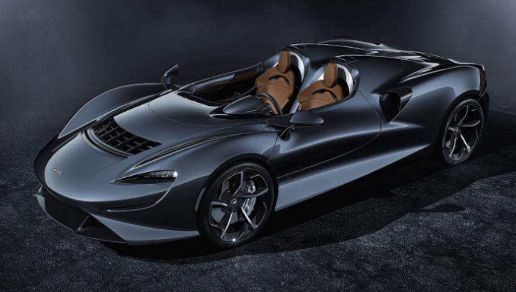 ماكلارين تكشف النقاب عن السيارة الرودستر الخارقة بسعر 1.7 مليون يورو