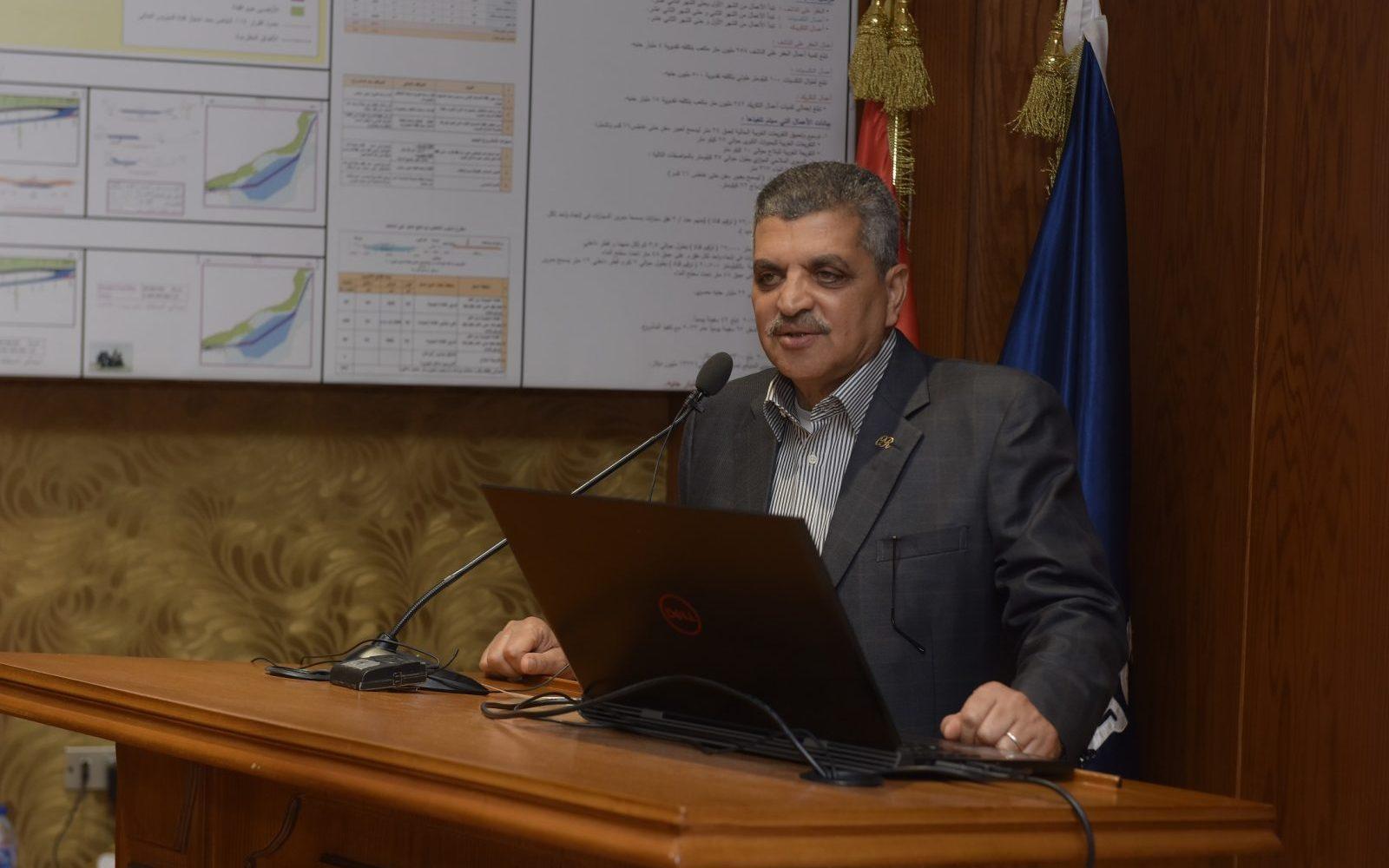 """رئيس قناة السويس يؤكد اتخاذ إجراءات وقائية لمواجهة""""كورونا"""""""