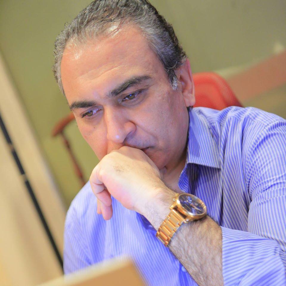 عبد النبي عبد الستار رئيسا للجنه الاعلام و حاتم برهام رئيسا للجنه التسويق الاعلامي والالكتروني لحزب الغد