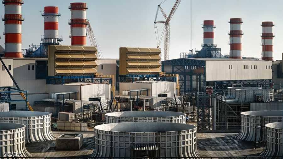 قطاع الكهرباء والطاقة