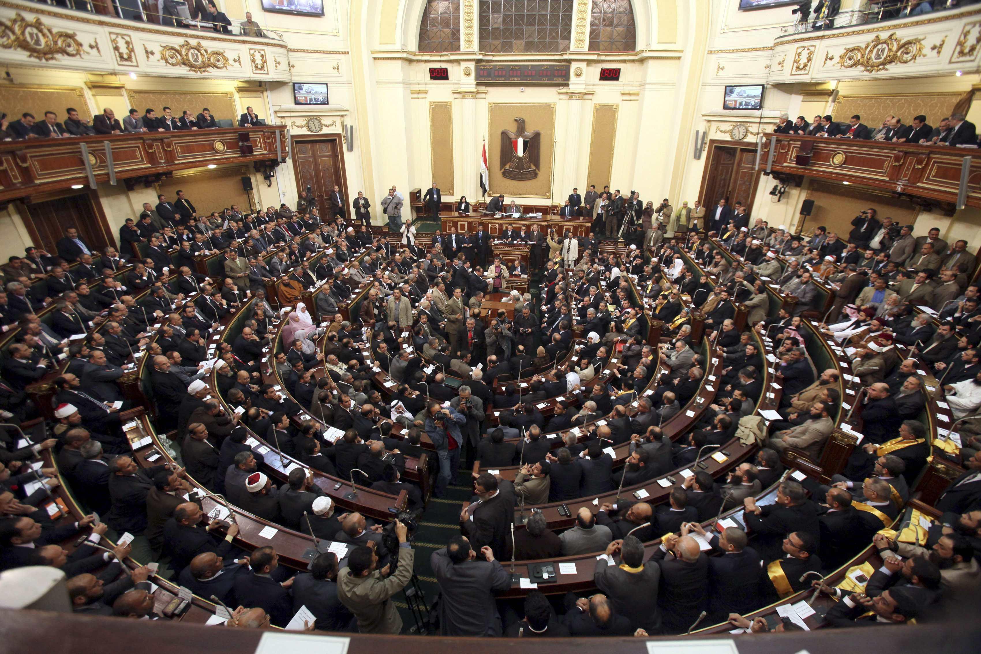 تقدم 4 مرشحين لرئاسة مجلس النواب .. «جبالي» في المقدمة