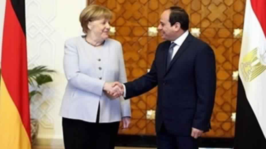 مسئولة بالسفارة الألمانية بالقاهرة تؤكد قوة العلاقات بين مصر وألمانيا
