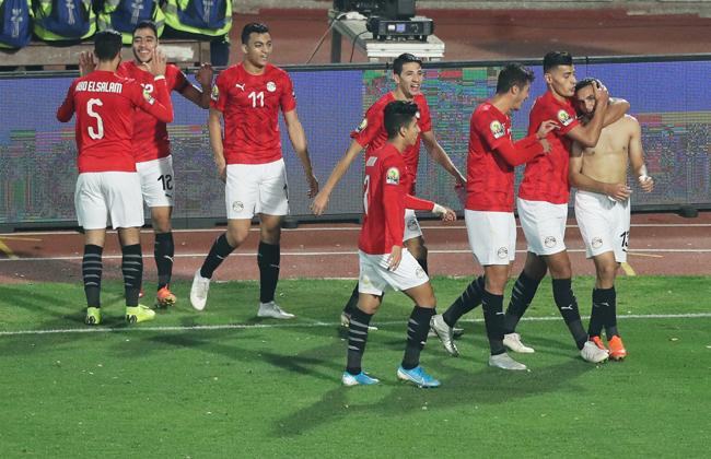 مصر تتقدم بالهدف الأول على كوت ديفوار في نهائي بطولة أمم إفريقيا تحت 23 عاما