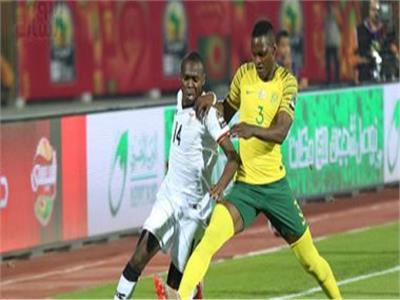جنوب أفريقيا وزامبيا يتعادلان سلبيًا بأمم أفريقيا