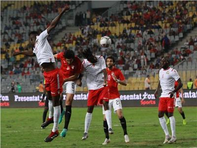 كينيا تسجل التعادل في شباك المنتخب