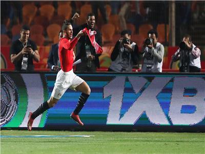 رمضان صبحي أفضل لاعب في بطولة أمم إفريقيا تحت 23 عاما