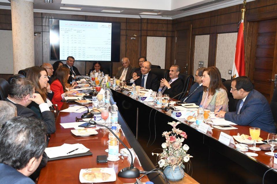 وزيرة التخطيط تعقد الاجتماع الأول للمجلس القومي للأجور لأول مرة منذ 6 سنوات