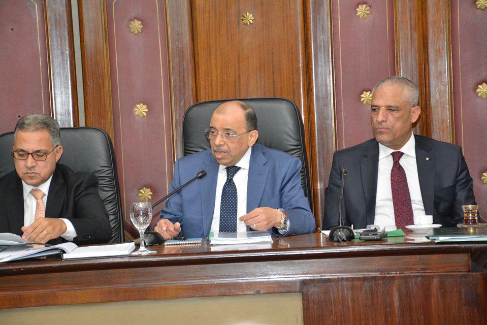 صور | وزير التنمية المحلية : قطاع التفتيش الذراع الرئيسية لمكافحة الفساد ومتابعة أداء العاملين