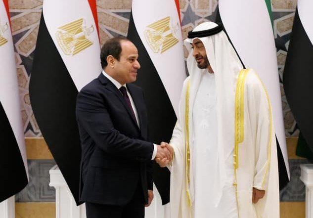 نشاط الرئيس السيسي في أسبوع : زيارة إلى الإمارات و3 توجيهات للتموين