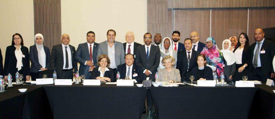 صور | مصر تستضيف الاجتماع الإقليمي الخامس لرؤساء مكاتب حق المؤلف