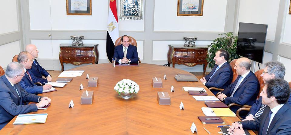 استثمارات إيني الإيطالية وتأكيد موقف مصر الثابت بشأن فلسطين الأبرز بالصحف