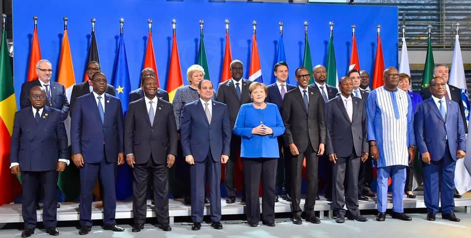 كلمة الرئيس السيسي أمام قمة «العشرين – أفريقيا» تتصدر اهتمامات الصحف بالقاهرة