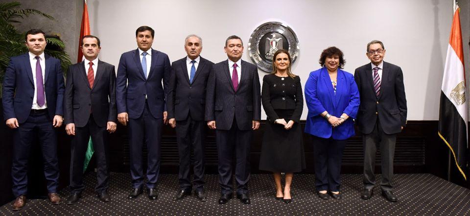 صور | مصر وطاجيكستان توقعان 4 اتفاقيات فى ختام اللجنة المشتركة بين البلدين