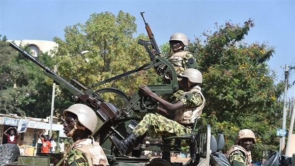 ضبط 32 إرهابيا خلال عمليتين عسكريتين للجيش شمال بوركينا فاسو