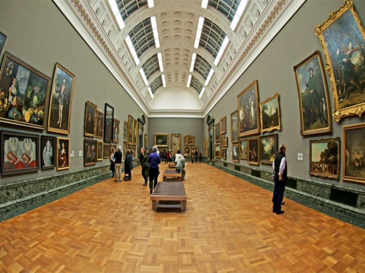 متحف تيت للفنون يعرض آخر أعمال ويليام بليك في كاتدرائية سانت بول