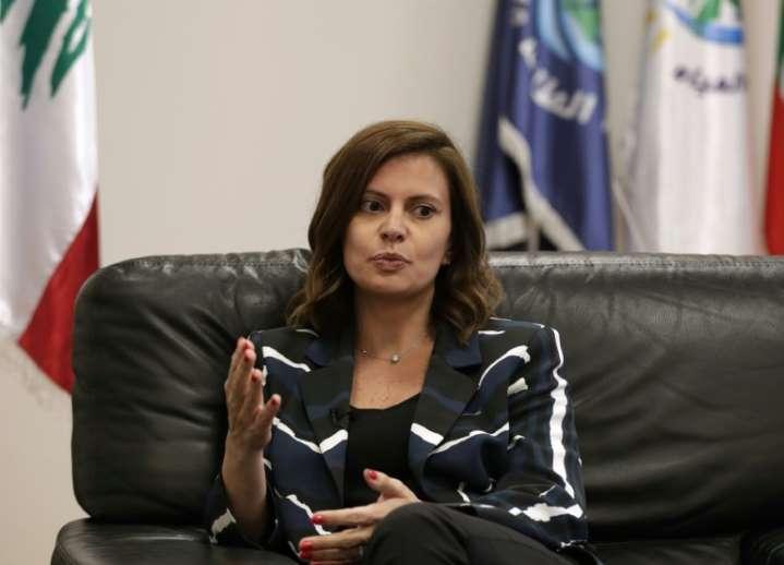 وزيرة الطاقة اللبنانية: التنقيب عن النفط بالمنطقة الاقتصادية البحرية في ديسمبر
