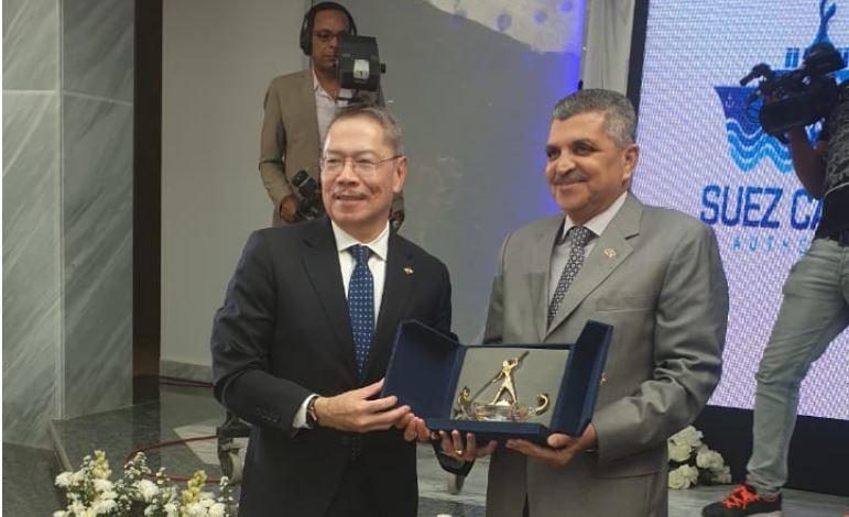 بنما تهنيء مصر بالذكرى الـ 150 لافتتاح قناة السويس