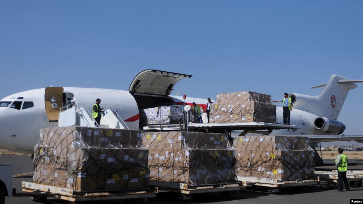 الكويت: طائرة إغاثة محملة بالأدوية تتجه إلى السودان