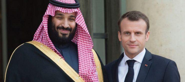 ولي العهد السعودي يبحث هاتفيا مع الرئيس الفرنسي الأوضاع في المنطقة