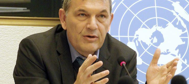 مسئول أممي يطالب بسرعة تشكيل الحكومة اللبنانية الجديدة لإنقاذ البلاد
