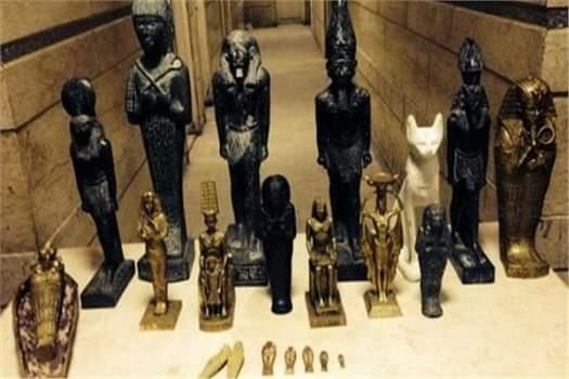 سفير فرنسا في القاهرة: أعدنا 12 قطعة أثرية مسروقة إلى مصر خلال العام الماضي