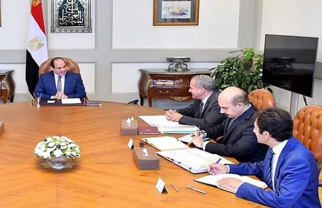 الرئيس السيسي يوجه بتعزيز الحماية الاجتماعية للفئات الأكثر احتياجًا