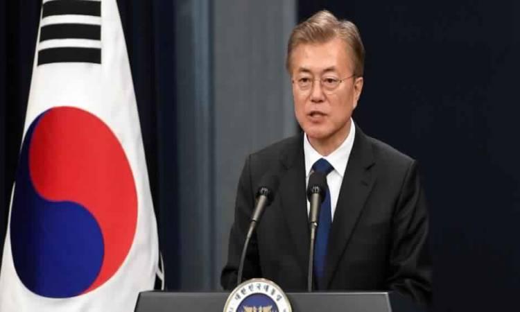 الرئيس الكوري الجنوبي يجري محادثات قمة مع قادة دول الآسيان