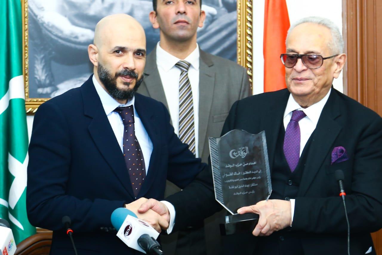 تكريم خالد الطوخي -الوفد6