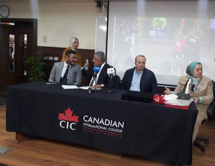 الجامعة الكندية تكرم شوقي غريب بعد تحقيق لقب بطولة الأمم الأفريقية تحت 23 عامًا