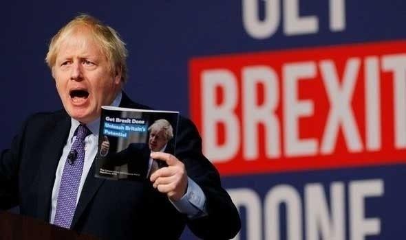 جونسون يتعهد باحترام وعوده الانتخابية بسرعة الخروج من الاتحاد الأوروبي