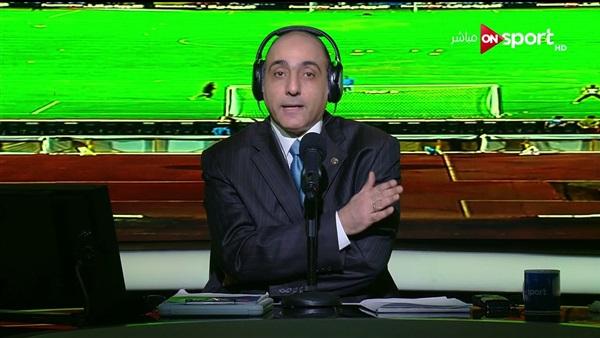 المعلق الرياضي حاتم بطيشة يرد على تصريحات فرج عامر