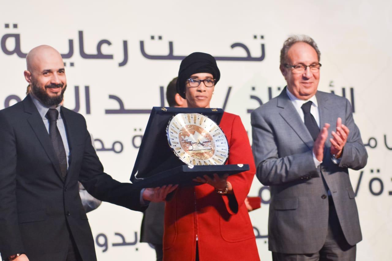 صور| جامعة مصر للعلوم والتكنولوجيا تستضيف قرينة رئيس دولة جامبيا وسفراء بإفريقيا