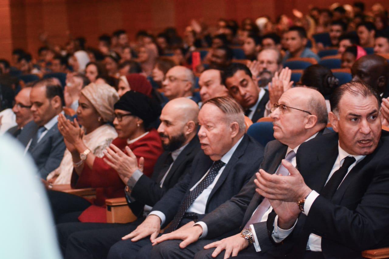 مؤتمر دعم التعليم والصحة2