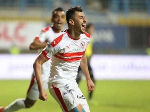 """طبيب الزمالك: الأشعة تؤكد إصابة محمود حمدي """"الونش"""" بمزق في العضلة الخلفية"""