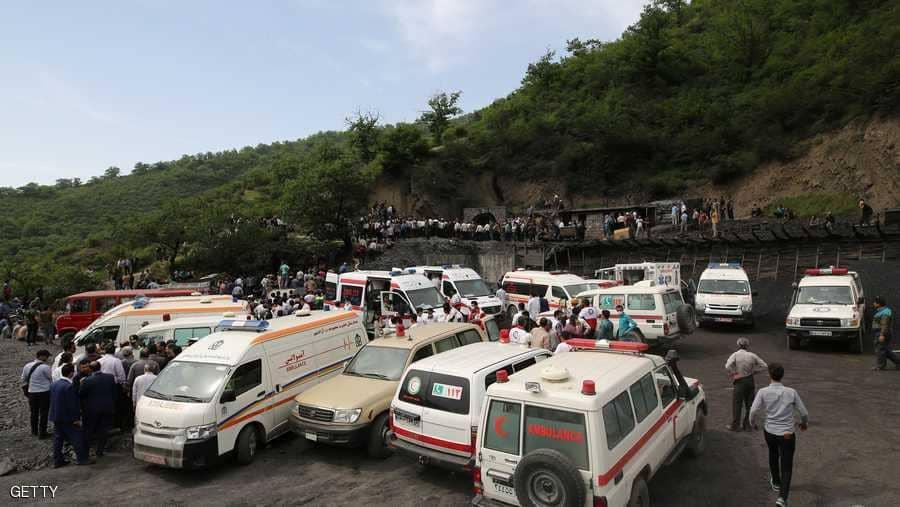 مقتل 11 شخصا وإصابة 42 في انفجار في صالة للأفراح غربي إيران
