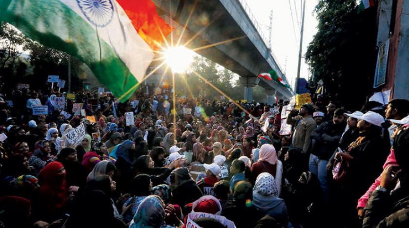 ارتفاع حصيلة القتلى جراء احتجاجات الهند إلى 23 شخصا