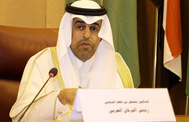 رئيس البرلمان العربي يدين بأشد العبارات الهجوم الإرهابي في مقديشو