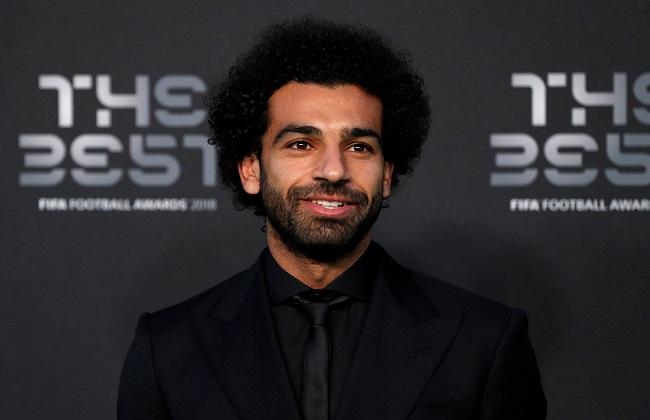 محمد صلاح يحتل المركز الخامس كأفضل لاعب في العالم 2019