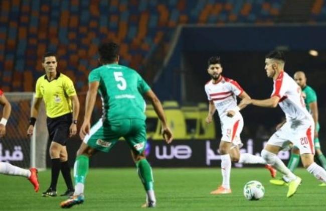 """بـ""""ثلاثية"""".. الزمالك يكسر مسلسل هزائمه بفوز على الشرقية في كأس مصر"""
